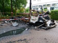 Camper van Deventer familie gaat compleet in vlammen op: brand is aangestoken
