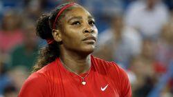 """Grootste nederlaag ooit Serena Williams was geen verrassing, Amerikaanse komt nu met aangrijpende verklaring: """"Ik kon het niet uit mijn hoofd krijgen"""""""