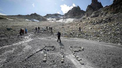 Rust in vrede, gletsjer