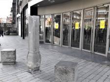 Gouden leeuw weer van sokkel gereden, en dus zoekt gemeente Den Bosch andere plek voor rijksmonument