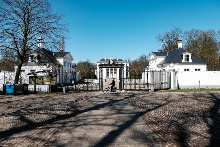 Kasteel Hof Ter Linden.