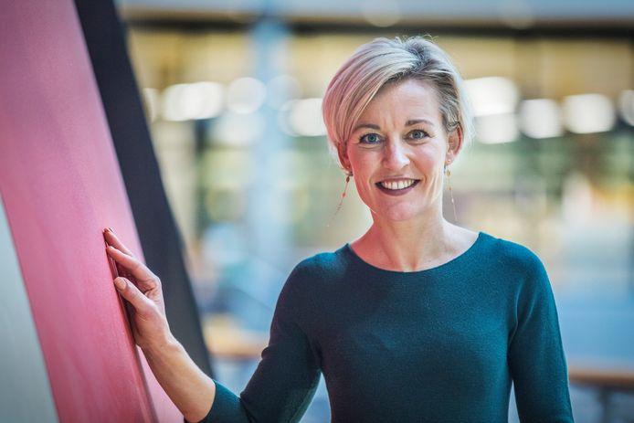 Iris Meerts, burgemeester van Wijk bij Duurstede.