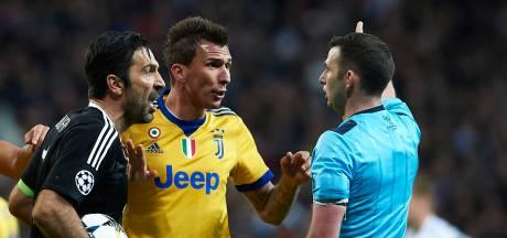 UEFA op de bres voor beschimpte arbiter