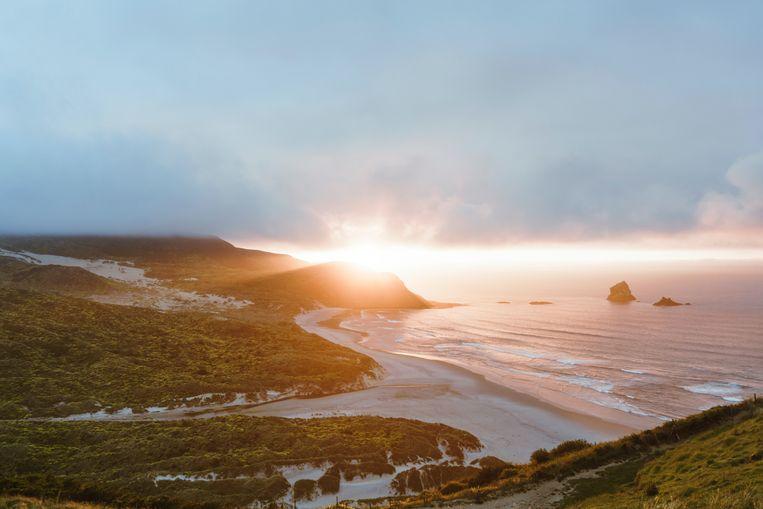 Dunedin, Nieuw-Zeeland.