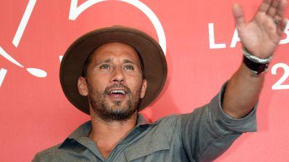Matthias Schoenaerts steelt de show op Filmfestival Venetië