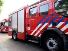 Brandje op dak in Oosterstraat in Breda snel onder controle