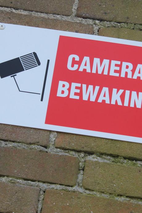 Camera's bij kermis Bergeijk