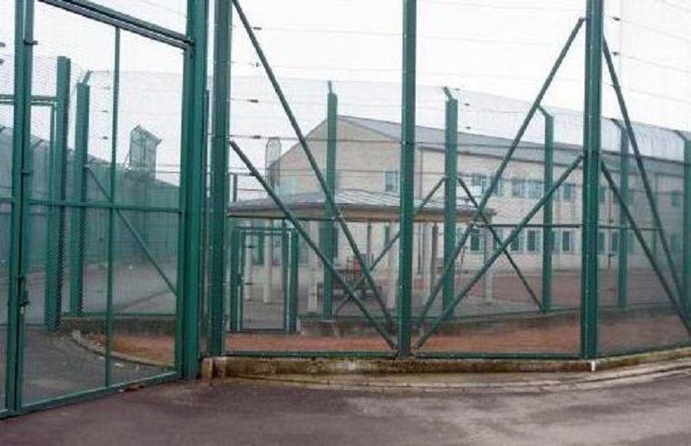 Het gesloten centrum in Vottem.