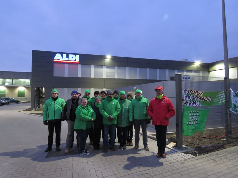 roeselare piket aldi
