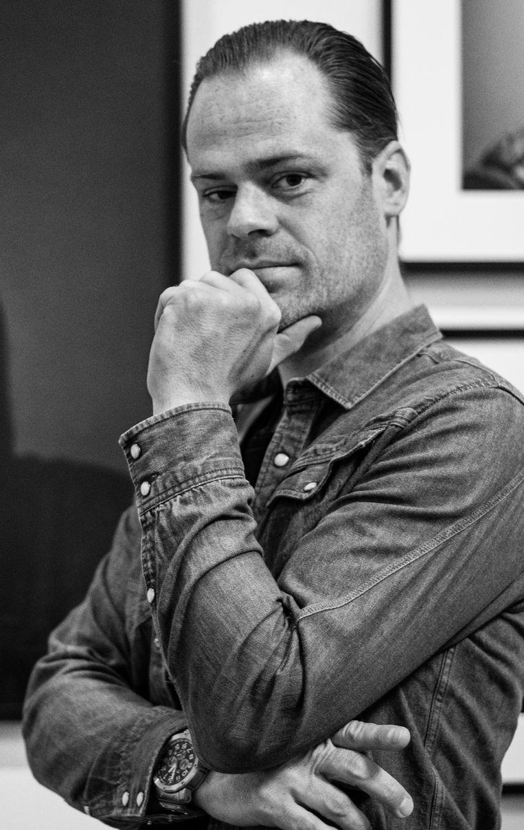 Ilja Meefout: 'Ik lul een beetje met ze over muziek, als ze doorhebben dat je weet waar je het over hebt, zit het wel goed.' Beeld Ilja Meefout