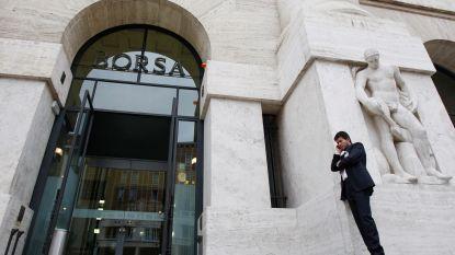 Financiële markten panikeren (nog) niet over Italië