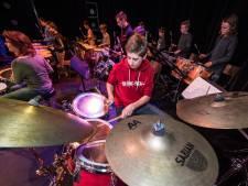 Dertig drummers openen Samenspelweek