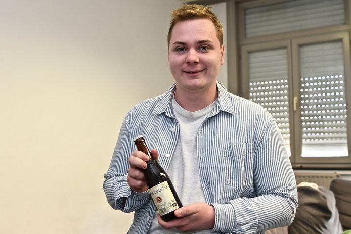 Wil iemand echt zoveel geld bieden voor het flesje Westmalle van Arne Vercamer?