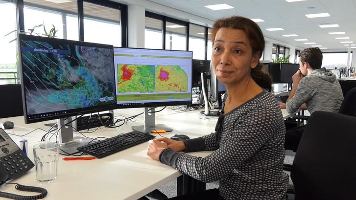 Dit is de storm die Nederland kan verwachten