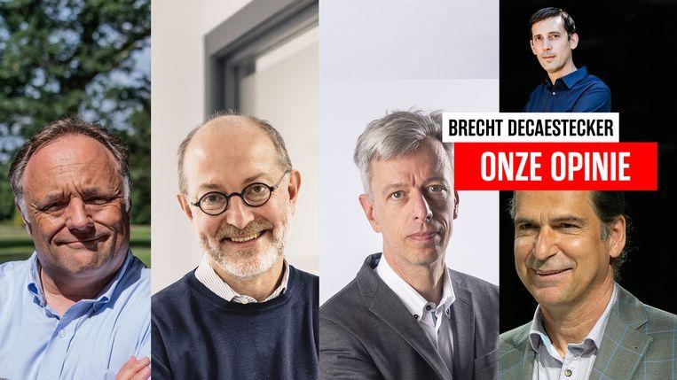Marc Van Ranst - Pierre Van Damme - Geert Noels - Lieven Annemans
