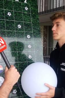 De glazen bol gaat naar Helmond: NAC-huurling Jordan van der Gaag is de ultieme Profeet