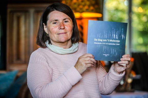 Boek de slag om 't molentje: Caroline Terryn