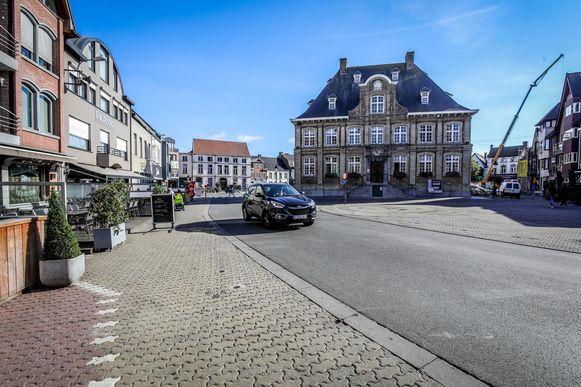 De Markt van Torhout.