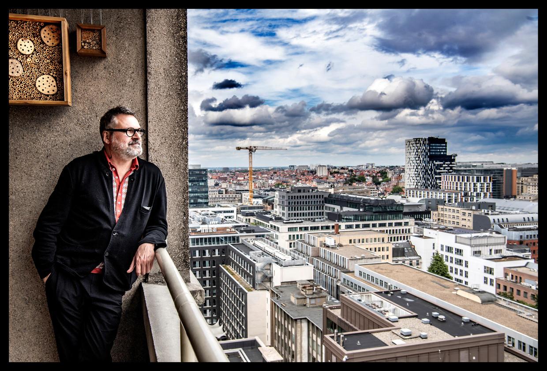 Vlaamse bouwmeester Leo Van Broeck publicatie 14/7/2020 tem 21/7 exclusief voor HUMO, nadien: contacteer fotograaf Beeld Saskia Vanderstichele