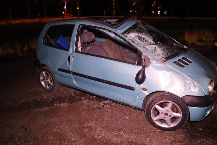Ongeval in Haaksbergen