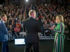 Boze schippers veroorzaken opstootje bij verkiezingsdebat Arnhem