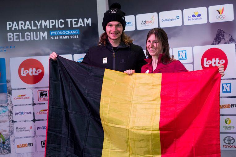 Seppe Smits en Eleonor Sana.