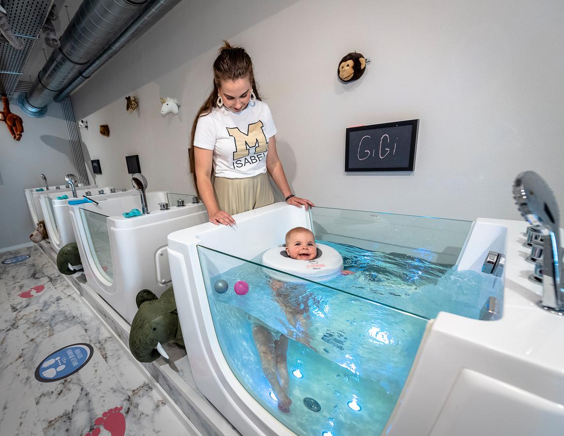 Baby wellness in Nesselande