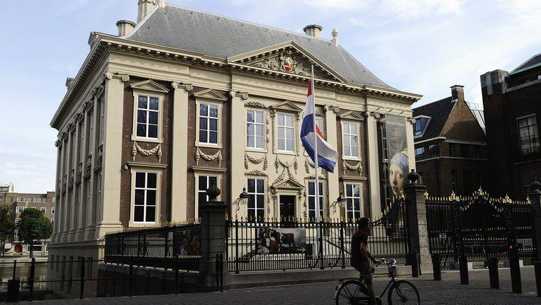 Het Mauritshuis in Den Haag Beeld anp