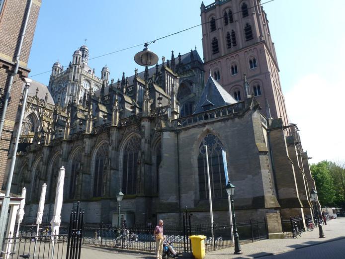 De Mariakapel van de Sint-Jan gaat in juni in de steigers voor een grote restauratie.