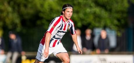 Dani Koks traint mee bij FC Eindhoven