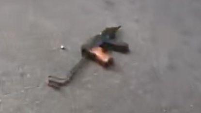 Schutter laat wapen achter na twintig schoten op Anderlechts café: wie nam het daarna mee?