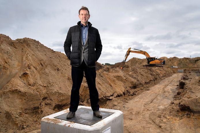 Wethouder Peter van de Wiel stopt na tien jaar als wethouder in de 'lastige  gemeente' Boxtel.