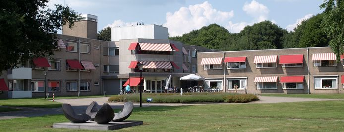 De huidige locatie van ZGR Stevenskamp in Heeten.