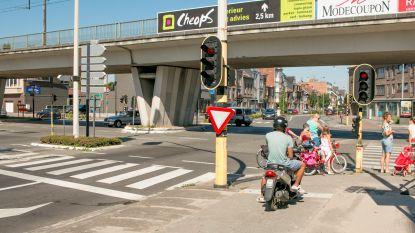 Aanleg nieuwe fietsoversteek Plezantstraat van start