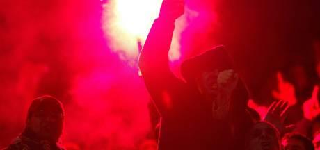 Geen tickets, wel knuppels: 22 Turkse fans opgepakt in Brugge