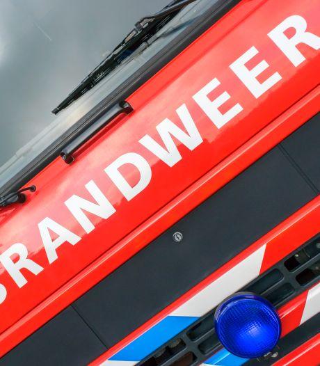 Schade in keuken bij brand in hotel Oosterschelde