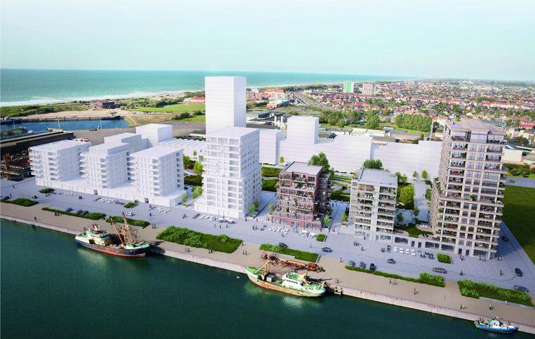 Even kijken in de glazen bol: dit prestigieus project wil Burco Coast realiseren.