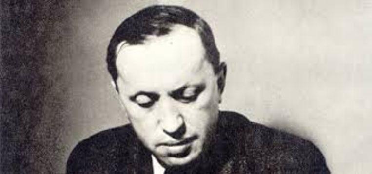 Karel Capek Beeld TR beeld