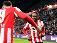 Steven Bergwijn en Donyell Malen terug op het veld bij PSV