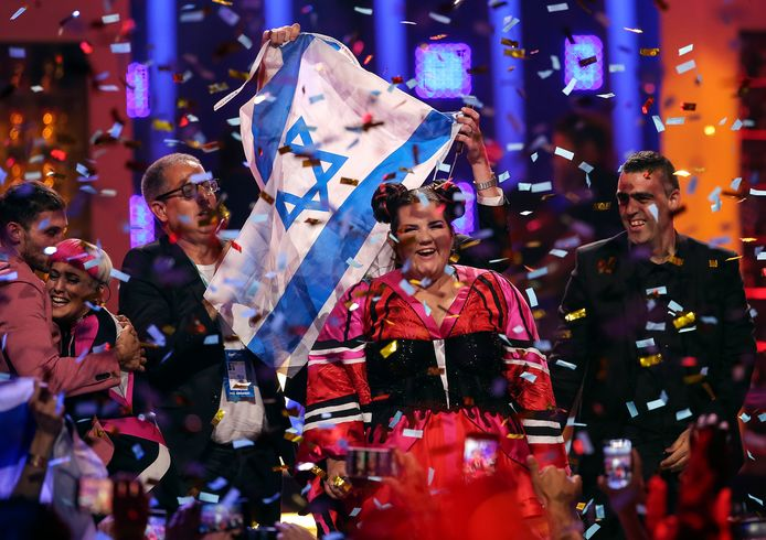 Netta uit Israël won vorig jaar.