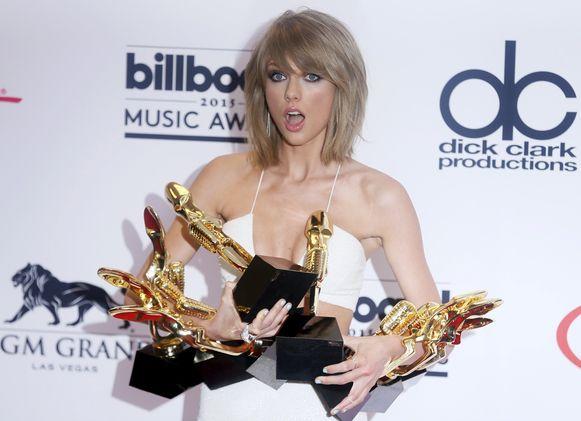 Taylor Swift ten tijde van '1989': toen was ze op haar magerst, geeft ze toe.