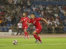 Jong Den Bosch-talent mag zich melden bij nationale ploeg Afghanistan: 'Elke keer weer kippenvel'