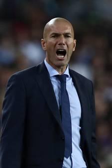 Zidane: straf Ronaldo veel te zwaar