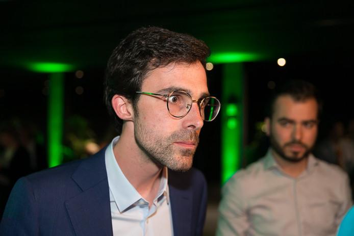 Kristof Calvo espérait un meilleur score pour Groen.