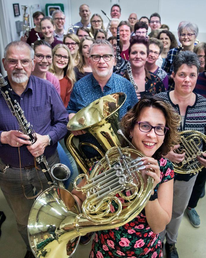 Miriam van der Laan Muziekvereniging Concordia.
