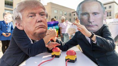 """Regering-Trump overweegt nucleaire test"""