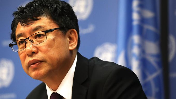 """Noord-Koreaanse VN-gezant: """"Kernoorlog met VS kan elk ogenblik uitbreken"""""""