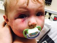 Jonge moeder mishandelt baby maar hoeft niet de cel in
