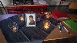 """School rouwt om overleden wielrenner (15): """"Jarne had altijd een lach op zijn gezicht"""""""