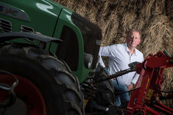 Agrarier John Spithoven.